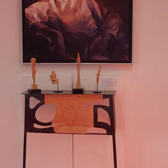Galerie «rare et contemporain»